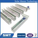 태양 에너지 지원 태양 에너지를 위한 직류 전기를 통한 강철 구조물