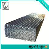 Strato ondulato 0.18*800mm del tetto del metallo galvanizzato Z40 di Dx51d