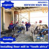 Moinho da refeição da máquina/milho da grão da máquina/milho de processamento do milho