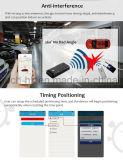 Traqueur portatif de la Geo-Frontière de sécurité GPS pour le véhicule/moto avec la Carte-Fente T28 de SIM