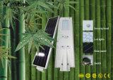 IP65 impermeabilizzano la lampada di via solare Integrated di rilevamento automatica del sistema solare