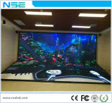 Mur polychrome de vidéo de SMD P3 DEL