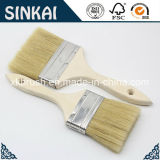 Wooden Handle를 가진 두 배 Thick Painting Brushes