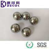 Bola de acero de la precisión para la bola de acero 201 304 316 para machacar la prueba de carga