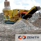 Neue bewegliche konkrete Zerkleinerungsmaschine 2016 mit der großen Kapazität
