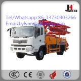 Pompa per calcestruzzo montata piccolo camion del rifornimento della fabbrica per la vendita calda