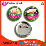 Distintivo di Pin di metallo di DIY con il prezzo di fabbrica