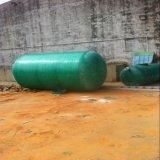 Fosse septique de la fibre de verre GRP de FRP pour le traitement des déchets