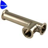"""ステンレス鋼は互換性がある管- 1.5ただ""""三クローバー縁を付ける"""