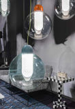 Lâmpada Pendente Pendente De Estilo Moderno De Vidro Decorativo (KA0202-B)