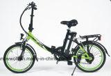 Neues elektrisches 20 Zoll gefaltetes Fahrrad
