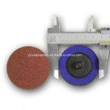 Disco abrasivo della falda dell'ossido di Zirconia del carburo di silicone dell'ossido di alluminio