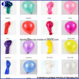 """12 """"円形の真珠の乳液の気球のヘリウムの気球"""