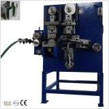 Animal de estimação mecânico automático da dobra do metal serrilhado prendendo com correias o selo que faz a máquina