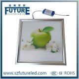 Ультратонкий свет панели 24W квадратный СИД с Acrylic&Glass
