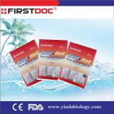 医薬品の工場、FDA、セリウム、ISO13485approvedの氷および熱い苦痛救助パッチ