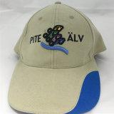 明るいカラーモザイク刺繍の野球のスポーツの帽子