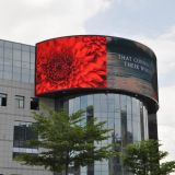 P6 écran imperméable à l'eau de la publicité extérieure DEL avec le prix usine