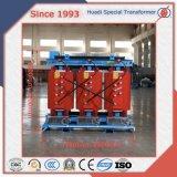 Dyn11 распределения трансформатор сухого типа с тремя независимыми электровентилятор системы охлаждения двигателя