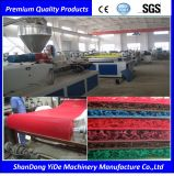 SPVCによって吹きかけられるコイル・カー及び床のカーペットの中国の単一ねじ押出機