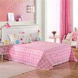 Gute Fabrik stellt Baumwolle gedrucktes Bettwäsche-Set her