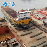 China hizo los sacos hinchables de lanzamiento del aterrizaje de la nave de goma marina