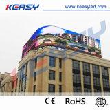 En el exterior de alto brillo super p16, pantalla LED de color