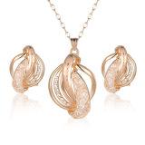 新しい項目方法宝石類の一定のイヤリングのネックレスの宝石類セット