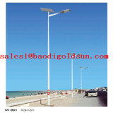 Certificado de ahorro de energía del Panel Solar Farolas LED