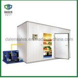 Panneau de PU de légumes de stockage en chambre froide