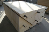 O laminado de fórmica de compensado de madeira contraplacada/Indústria/madeira contraplacada curvos
