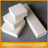 Caja de papel de cartón de embalaje de joyería personalizada