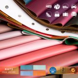 단화와 부대 의 노트북 덮개 PU 합성 물질 가죽을%s 100%년 PU PVC 가죽