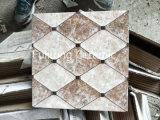 Nueva azulejo de suelo esmaltado de la pared de los diseños inyección de tinta de cerámica