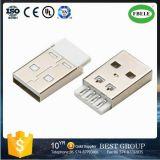 Mini-USB-Verbinder USB-Rückverbinder-Doppelschicht-Verbinder USB
