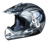 Casque de course Casque de moto de casque DOT