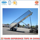 50-100 de Hydraulische Cilinder van de ton voor de Vrachtwagen van de Stortplaats/Marine/Mijnbouw/Landbouw