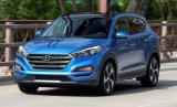 Auto/carro pára-choques dianteiro Deluxe Tampa Encaixe Geral Hyundai-Tucson/SE/Eco/sport/Limited 2016-2017 OEM#86511-D3000/86511-D3100
