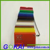 Tweezijdige Kleur 3mm de AcrylPrijs van het Blad PMMA
