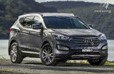 Hyundai 산타페이 2013년 OEM를 위한 자동차 부속 맨 위 램프: 92102-2W110/92101-2W110
