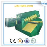 Machine de découpage de cisaillement de fer de rebut de cisaillement en métal d'alligator (qualité)