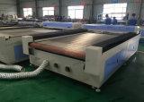 Alimentação automática máquina de corte a laser para os produtos têxteis/pano/Fabric