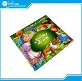 Historia de tapa dura de color de impresión de libros de los niños