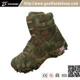 La cheville extérieure de modèle de camouflage amorce des chaussures d'armée pour les hommes 20215