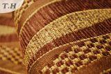 Streifen-Feld-Chenillegewebe für SofaSlipcover