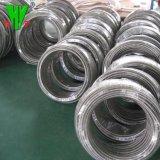 1 Hydraulische Slang van het Roestvrij staal van 4 van de Duim Beschikbare van het Voedsel PTFE Slangen van de Kwaliteit R14
