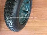 3.00-4 Neumático neumático de la carretilla con los certificados