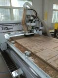 Liear Automatic Tool Changer, 4X8ft Working Area, 3kw Spindle를 가진 CNC Woodworking Machine
