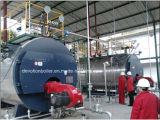 Chaudière à vapeur emballée par 20t/H horizontale de tube d'incendie