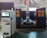 Máquina de piedra del ranurador del CNC de la escultura del molde de 5 ejes